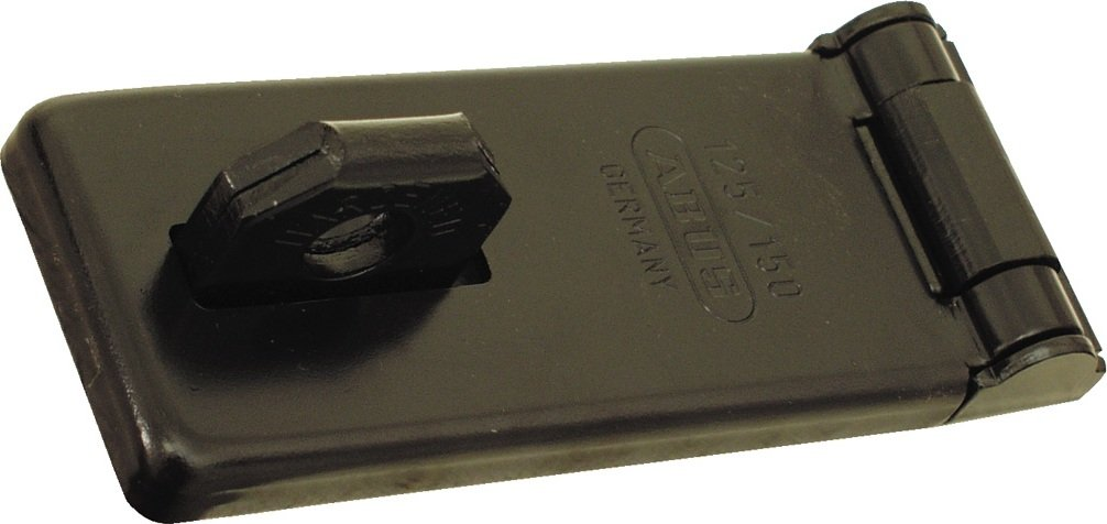 ABUS 125/150 Industrial Strength Hasp (6'')