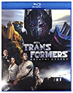 Transformers: The Last Knight [Blu-Ray] [Region Free] (English audio. English subtitles)