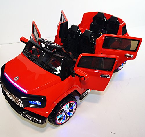 Toy Cars For 8 Year Olds : Stunning seater big ride on suv style v battery