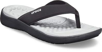 74d287a99bf87 Crocs Men's Reviva Flip Flop