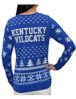 KENTUCKY WILDCATS Womens NCAA Athletic Pullover Thermal Sweatshirt