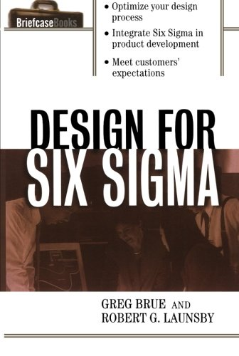 Design for Six SIGMA (Briefcase Books (Paperback)) thumbnail