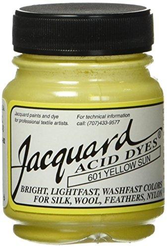 Jacquard Acid Dyes .5oz, Yellow ()