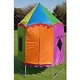 Bazoongi Circus Trampoline Tent for 7.5-Feet Jump Pod