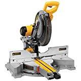 Cheap DEWALT DWS780 12-Inch Double Bevel Sliding Compound Miter Saw