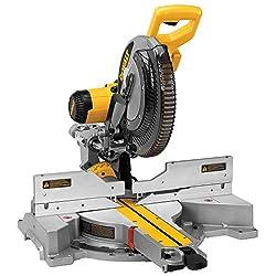 DEWALT DWS780 Double Bevel Sliding Compound Miter Saw - Best for Professional Use