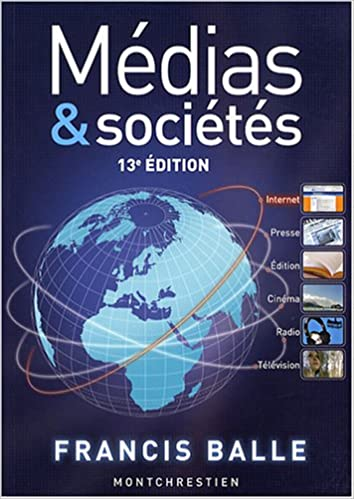 En ligne téléchargement gratuit Médias et sociétés pdf epub