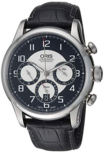Oris 01 676 7603 4094-Set LS Men's Watch Limited Edition RAID 2011 Chronograph