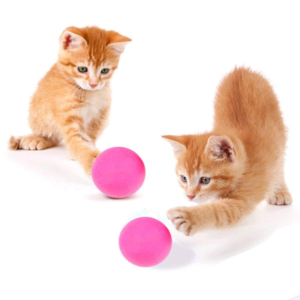 Games Diyiming 1 Box Colored Ping Pong Balls Plastic Table Tennis Ball for Party Favors Crafts or Cats Dogs Toy Ideal for Games Adults /& Children