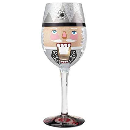 7c2a9e0781b Image Unavailable. Image not available for. Color  LOLITA  Q3389 - Handcrafted  Wine Glass   ...