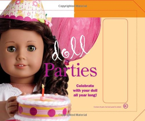 Doll Parties (American Girl) (Party Stuff Online)