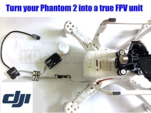 OEM DJI FPV SUPER COMBO: DJI AVL58 TX +iOSD mini+ +FPV HUB+ Bracket for ()