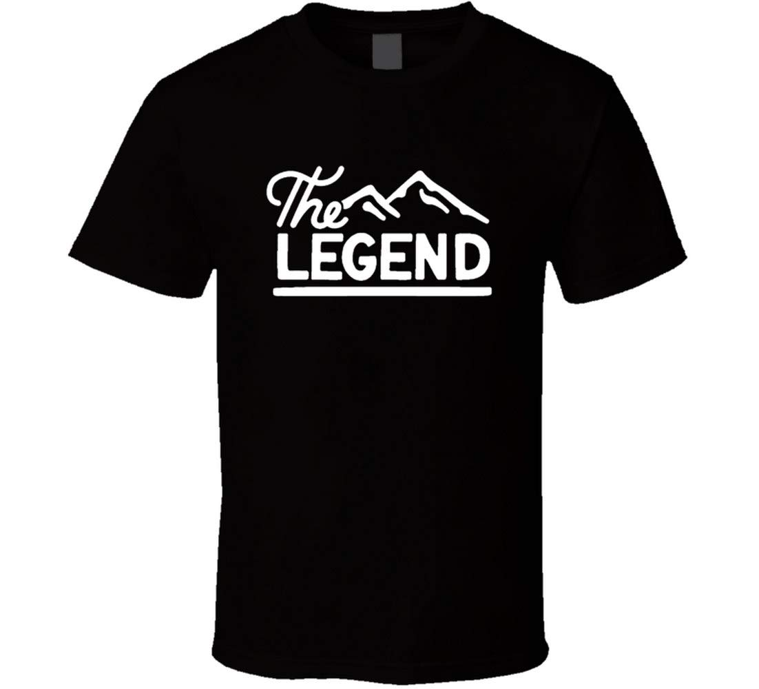 Yszm The Legend Fathers Day Father Dad T Shirt