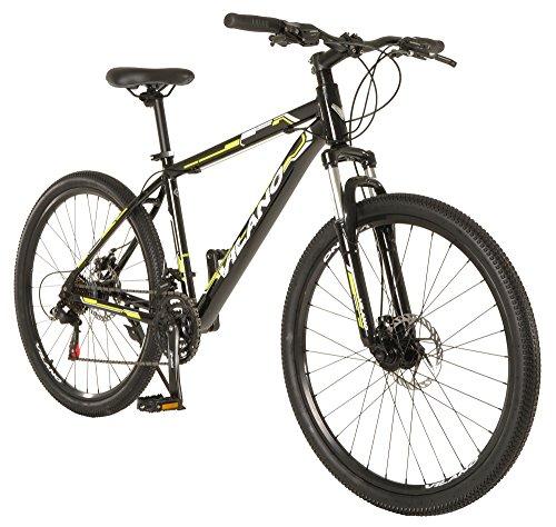 Vilano Ridge 1.0 Mountain Bike MTB 21 Speed Shimano with Disc Brakes