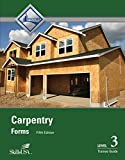 Carpentry Forms Level 3 Trainee Guide, NCCER, 0133823059