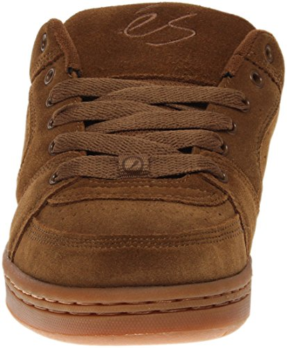 Es shoes - Accel og black - Chaussures skateboard Brown/Gum 89GxJZzAa