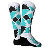 SUPREME POSEIDON Youth Elkapine Extreme Sports Compression Socks | Ergonomic Left and Right Foot | Thermal Compression Moisture Control | High Performance Comfort