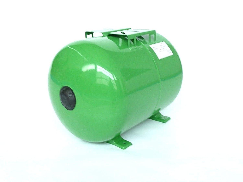Ausdehnungsgef/ä/ß Membrankessel Hauswasserwerk Druckkessel 100 Liter Gr/ö/ße H/öhe 47 cm L/änge 69 cm Durchmesser 44 cm Max Druck 8 Bar.