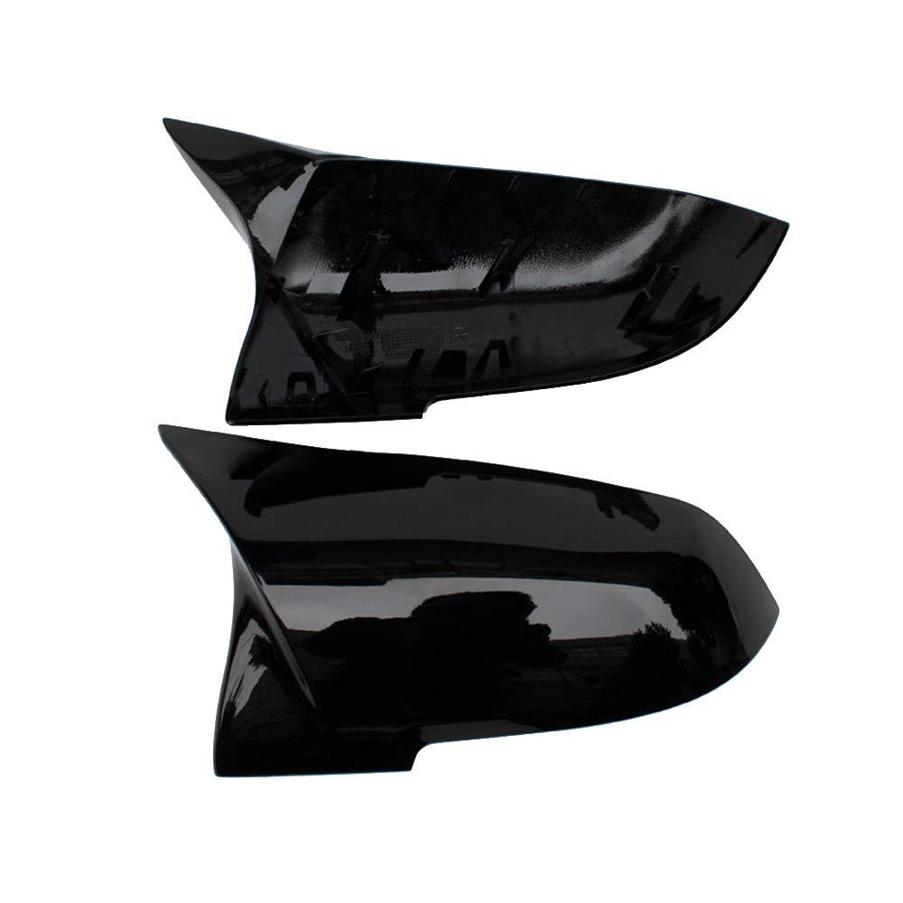 1 paio copri specchietto per auto Premium ABS nero per 3 F30 F34 F31 F3 1er F20 2er F22 4er F32 F33 F36 F87 F2 M2 X1 Serie