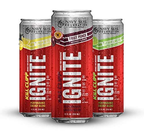Kill Cliff Caffeine Electrolytes B Vitamins