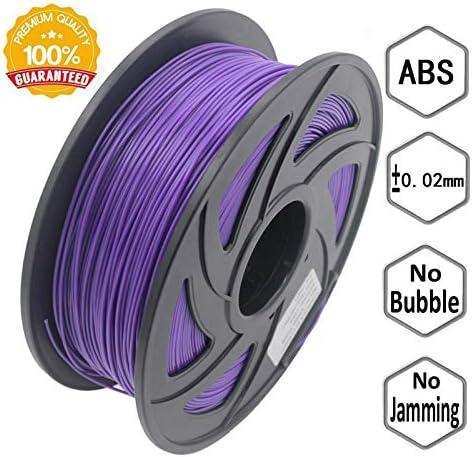 Wang-nuan-jun, 1 kg 1.75mm Impresora 3D Filamento PLA ABS Material ...