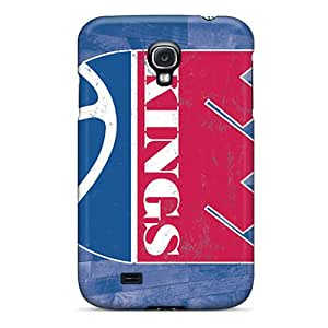 Top Quality Case Cover For Galaxy S4 Case With Nice Nba Hardwood Classics Appearance