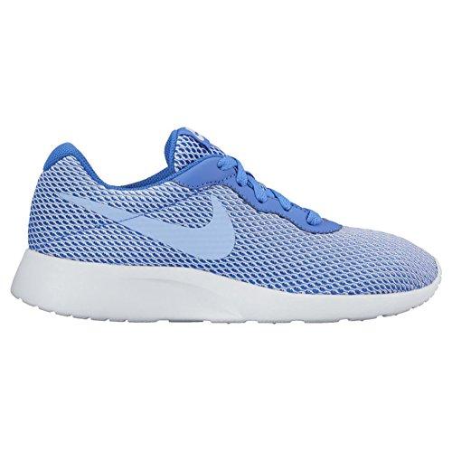 Nike 844908-403, Zapatillas De Deporte Para Mujer Azul (Comet Blue / Aluminum / White)