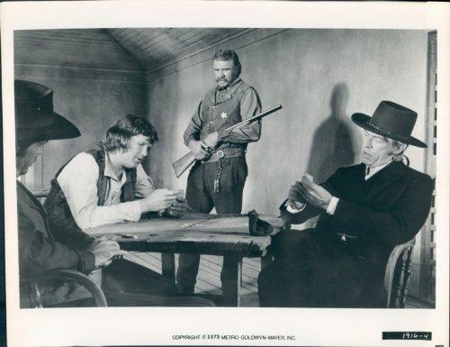 Pat Garrett And Billy The Kid James Coburn Original by Silverscreen