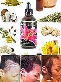 TRL Premixed Faster Hair Growth Solution - Black Castor Oil Coconut Oil olive Oil Neem Amla Fenugreek Tea Tree Rosemary (24 Pack)