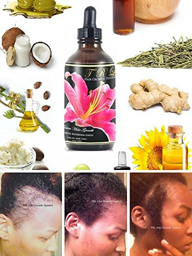 TRL Faster Hair Growth Oil