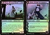 Magic: the Gathering - Liliana, Heretical Healer // Liliana, Defiant Necromancer (106/272) - Prerelease & Release Promos - Foil