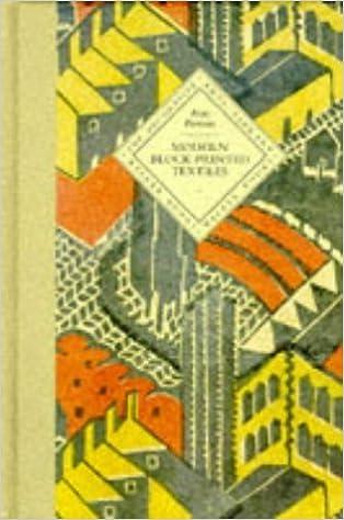 7c77dfeb29edf4 Téléchargement gratuit d  ebooks pour kindle Modern Block Printed Textiles  (The Decorative Arts