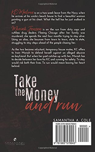 Take The Money And Run Malone Brothers Book One Volume 1 Samantha A Cole Eve Arroyo Judi Perkins 9781983579943 Amazon Books
