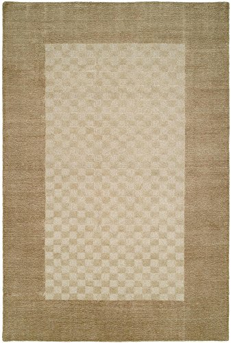 Kalaty NV-626 810 Nova Area Rug, 8' x 10', Champaign, used for sale  Delivered anywhere in USA