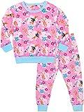 Peter Rabbit Girls Beatrix Potter Pyjamas Pink Age 2 to 3 Years
