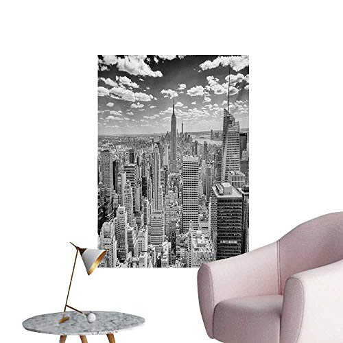 Anzhutwelve New York Wallpaper NYC Over Manhattan from