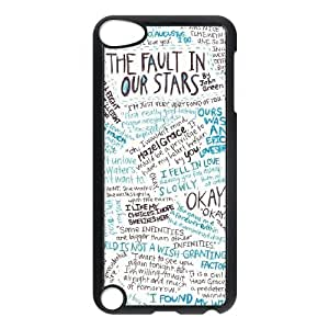The fault in our stars Apple iPod Touch 5 Best Designer TPU Case Cover Protector Bumper