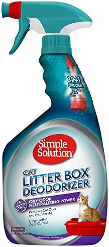Simple Solution Litter Deodorizer Bottle product image