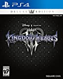 Kingdom Hearts III - PlayStation 4 Deluxe Edition