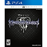 CONSOLE_VIDEO_GAMES  Amazon, модель Kingdom Hearts III - PlayStation 4 Deluxe Edition, артикул B07DJZB39M