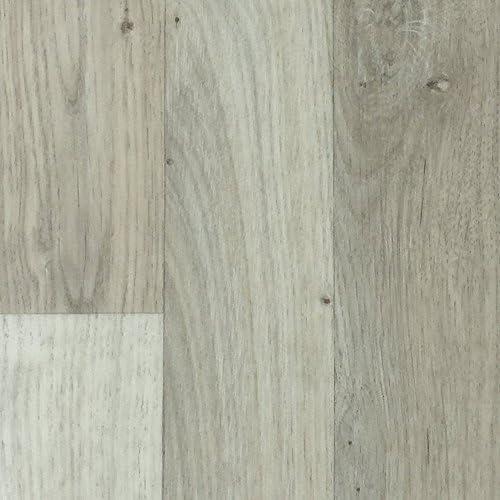 PVC-Belag verf/ügbar in der Breite 3 m /& in der L/änge 1,0 m rutschhemmend PVC Vinyl-Bodenbelag in grauem Vintagelook CV-Boden wird in ben/ötigter Gr/ö/ße als Meterware geliefert
