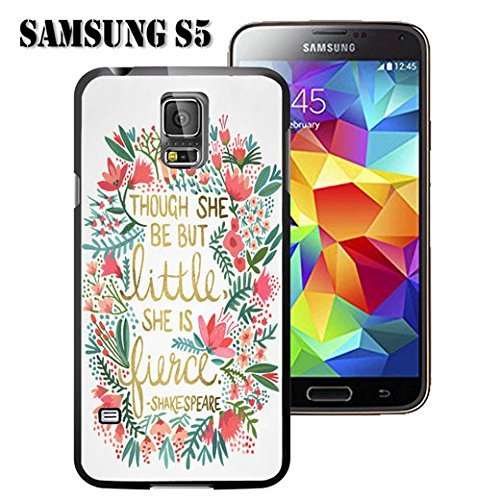 Samsung Galaxy Black Cover Rubber