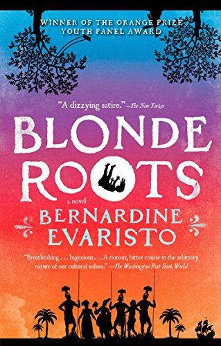 Book cover from Blonde Roots by Bernardine Evaristo