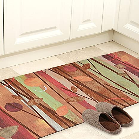 FADFAY Home And Kitchen Rugs Non-Slip Rubber Rug Mat SYNCHKG123889