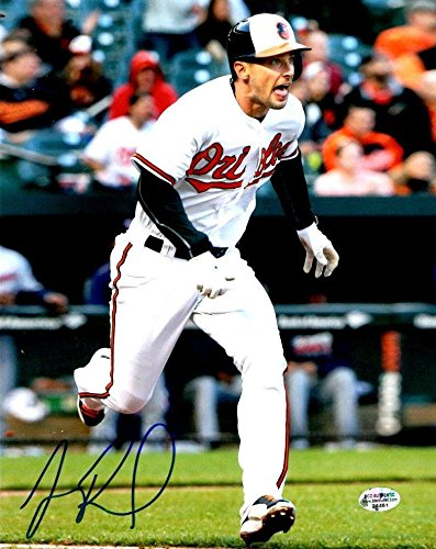 676eb0cf1 Image Unavailable. Image not available for. Color  Autographed Joey Rickard  ...