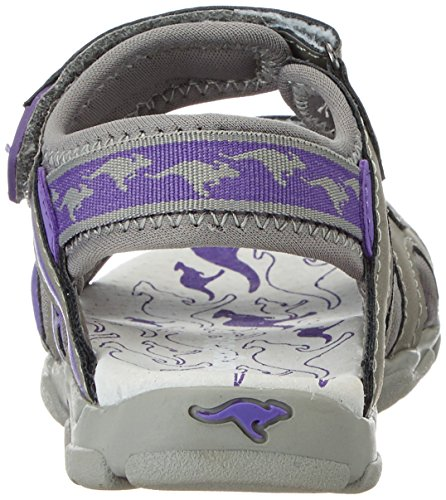 Kängurur Corgi Ii - 160780196 Grå-violett