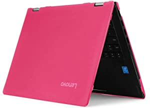 "mCover Hard Shell Case for 14"" Lenovo Yoga C740 (14) Series 2-in-1 Laptop (Pink)"