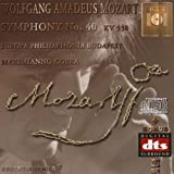 Symphony No. 40, KV 550: I. Molto Allegro - DTS Bonus track (do not encode)
