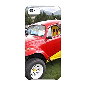 Quality Ourcase88 Cases Covers With Radium Hot Springs Car Show 109 Volkswagen Nice Appearance Compatible With Iphone 5c