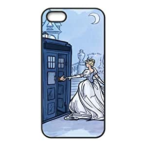 Cyber Monday Store Customize Doctor Who Cellphone Carrying Case for iphone 5 5S JN5S-2265